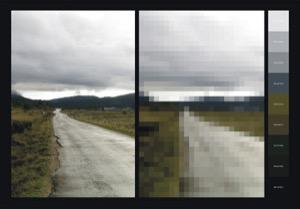 Un i tres paisatges. 2010